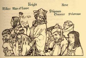 Canterbury Tales Character