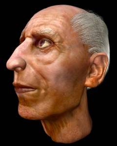Ramses II reconstruction
