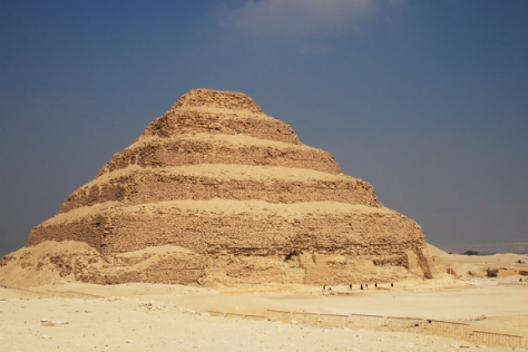 Step Pyramid of Djoser