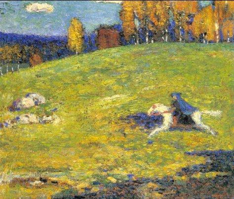 The Blue Rider, 1903