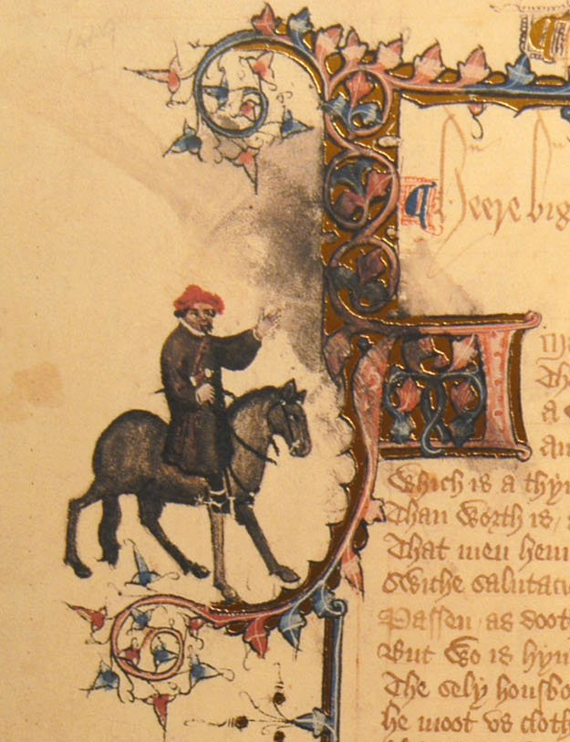 church in the prologue to the canterbury tales essay The canterbury tales essay sample the canterbury tales is a collection of stories written in middle english by geoffrey chaucer at the end of the 14th century.