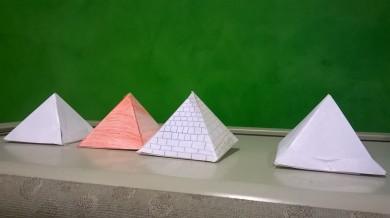 3D Pyramids