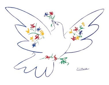 Dove of Peace, 1949