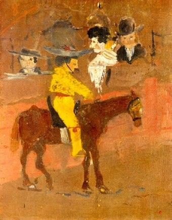 Le Picador, 1889