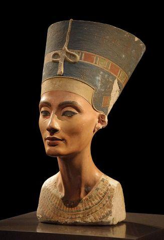 Nefertiti's Head