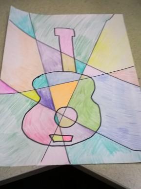 Picasso Guitar example