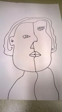 Picasso Portrait example