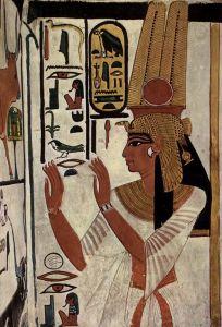 Queen Nefertari, wife of Ramses II