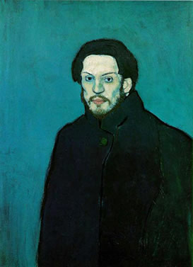 self-portrait-picasso-1901