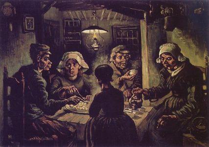 the_potato_eaters
