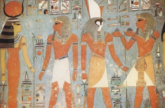 Tomb of Horemheb and Horus