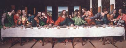 Giampietrino - The Last Supper, c 1520