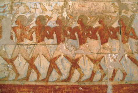 Hatshepsut Expediton to Punt