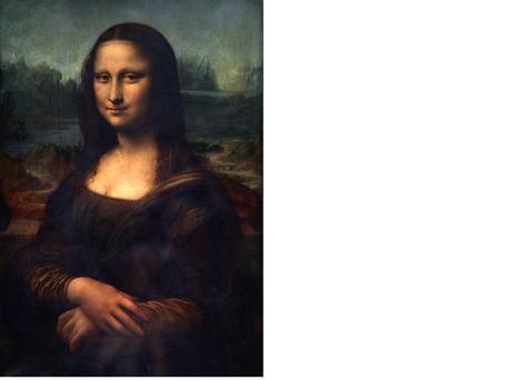 Mona Lisa - large