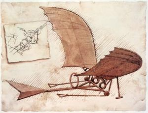 Orinthopter, c 1490