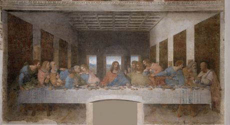The Last Supper, c. 1495-98
