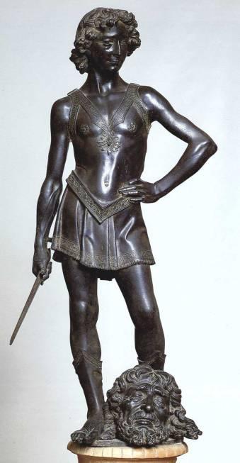 Verrocchio - David, c. 1475