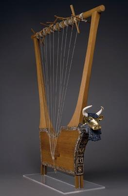 Bull-Headed Lyre