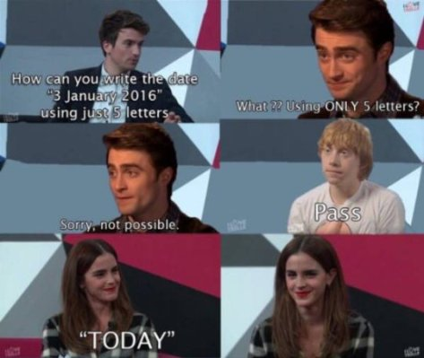 Hermione is the Smartest