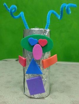 My Robot example