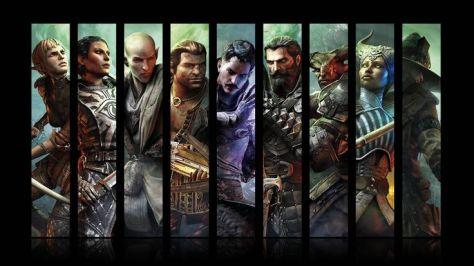 All DAI characters