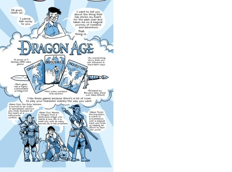 Edited Explanation of Dragon Age