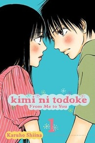 Kimi Ni Todoke - From Me to You manga