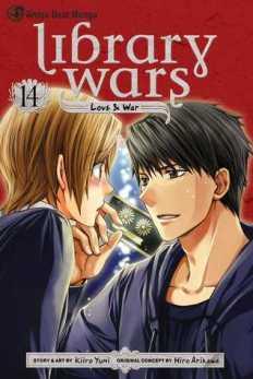 Library Wars Vol 14