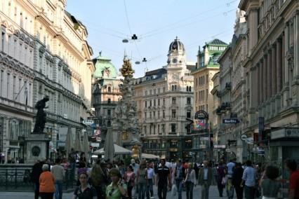 Graben, Vienna Austria