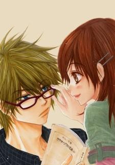 Kurosaki with glasses