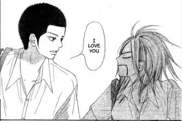 Ryu and Chizuru