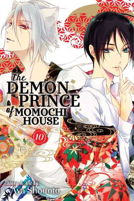 The Demon Prince of Momochi House Volume 10