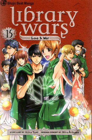 Library Wars Vol 15