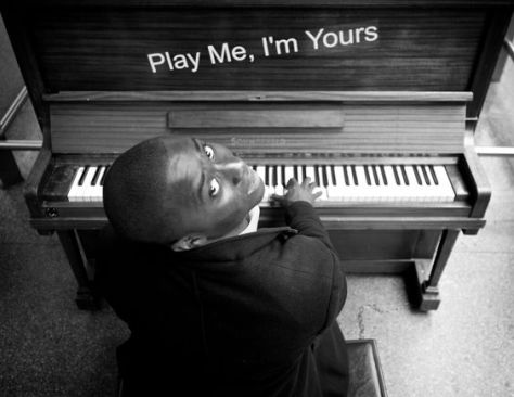 Play Me, I'm Yours - Thomas Leuthard 2008-2017