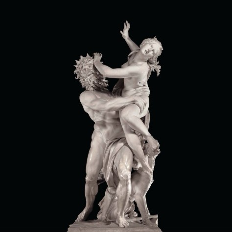 Pluto and Persephone - Bernini