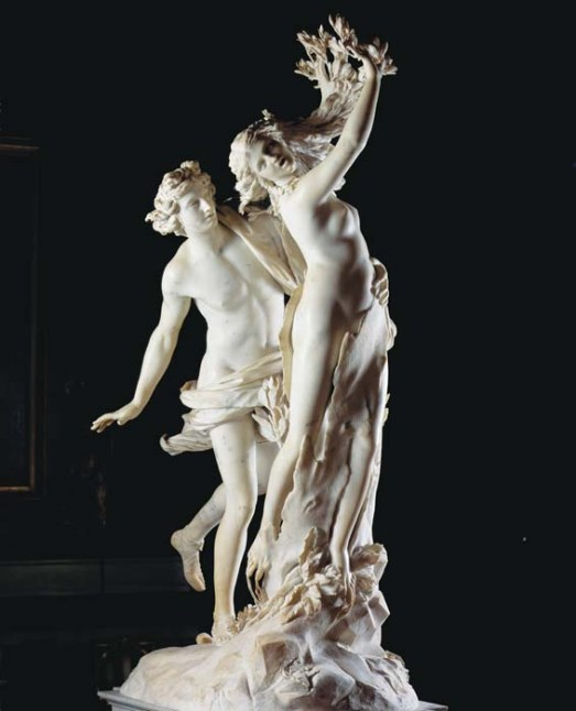 Bernini - Apollo and Daphe