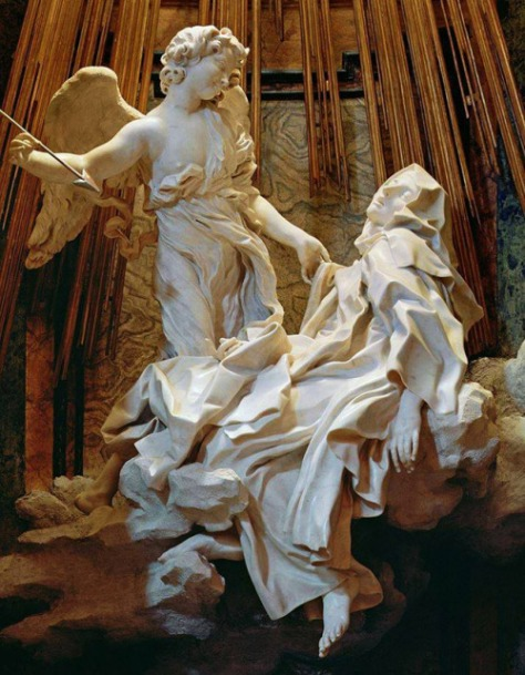 Bernini - The Ecstasy of Saint Teresa
