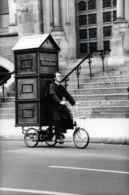 Portable Confessional